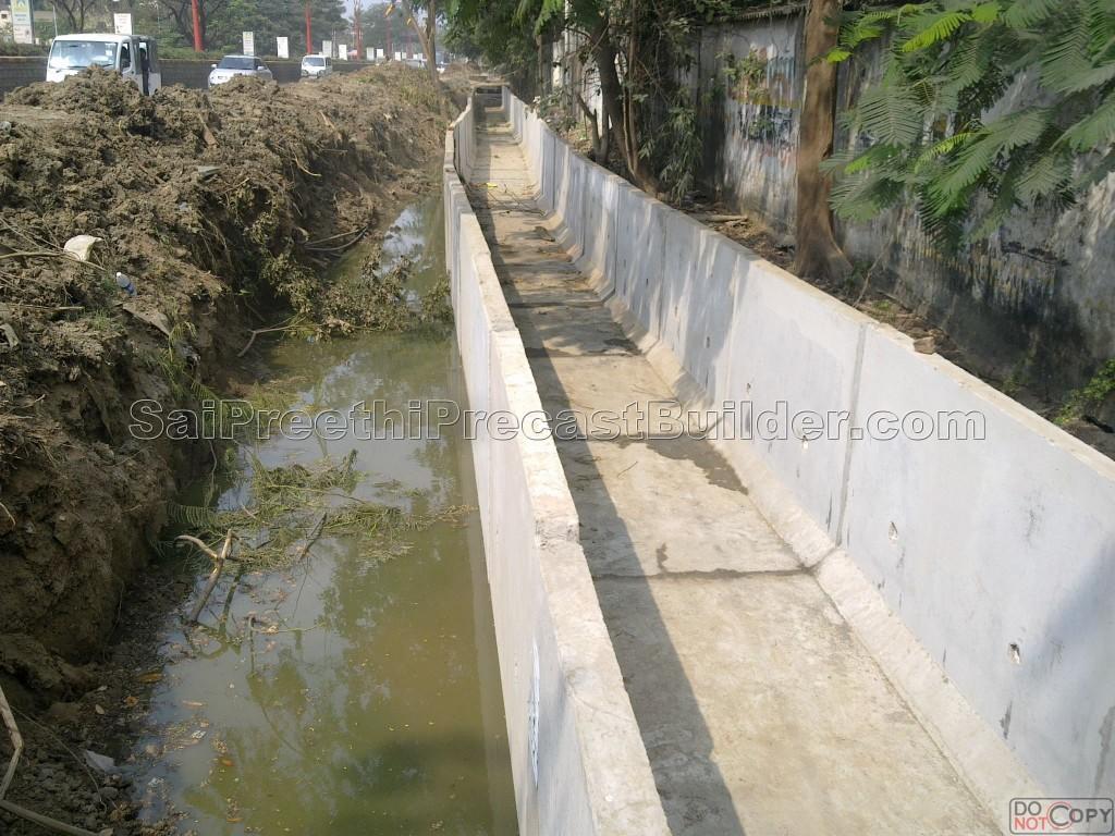 Storm Water Drain – Sai Preethi Precast Builder