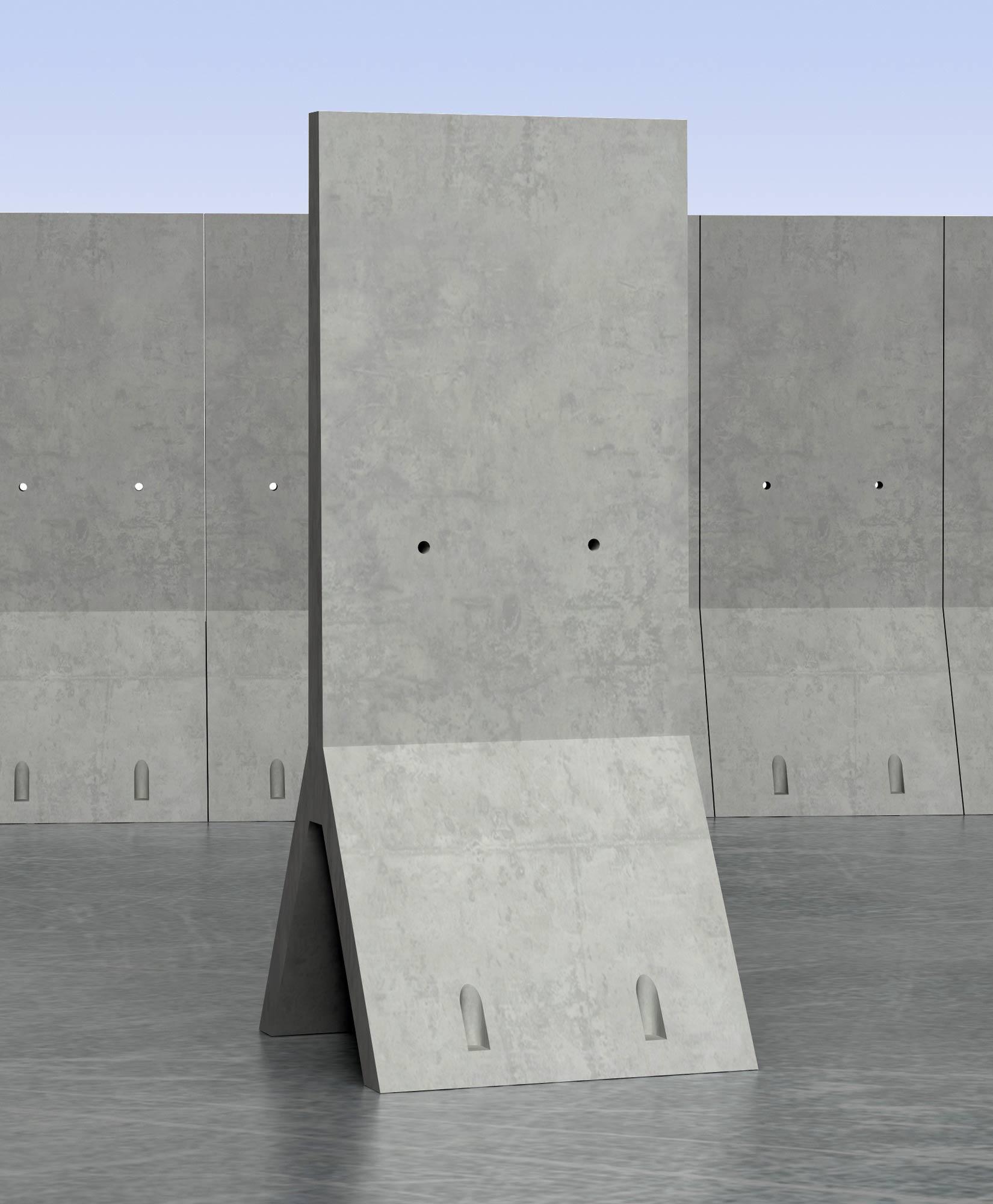 Precast Concrete Walls : Sai preethi precast builder concrete rocket wall